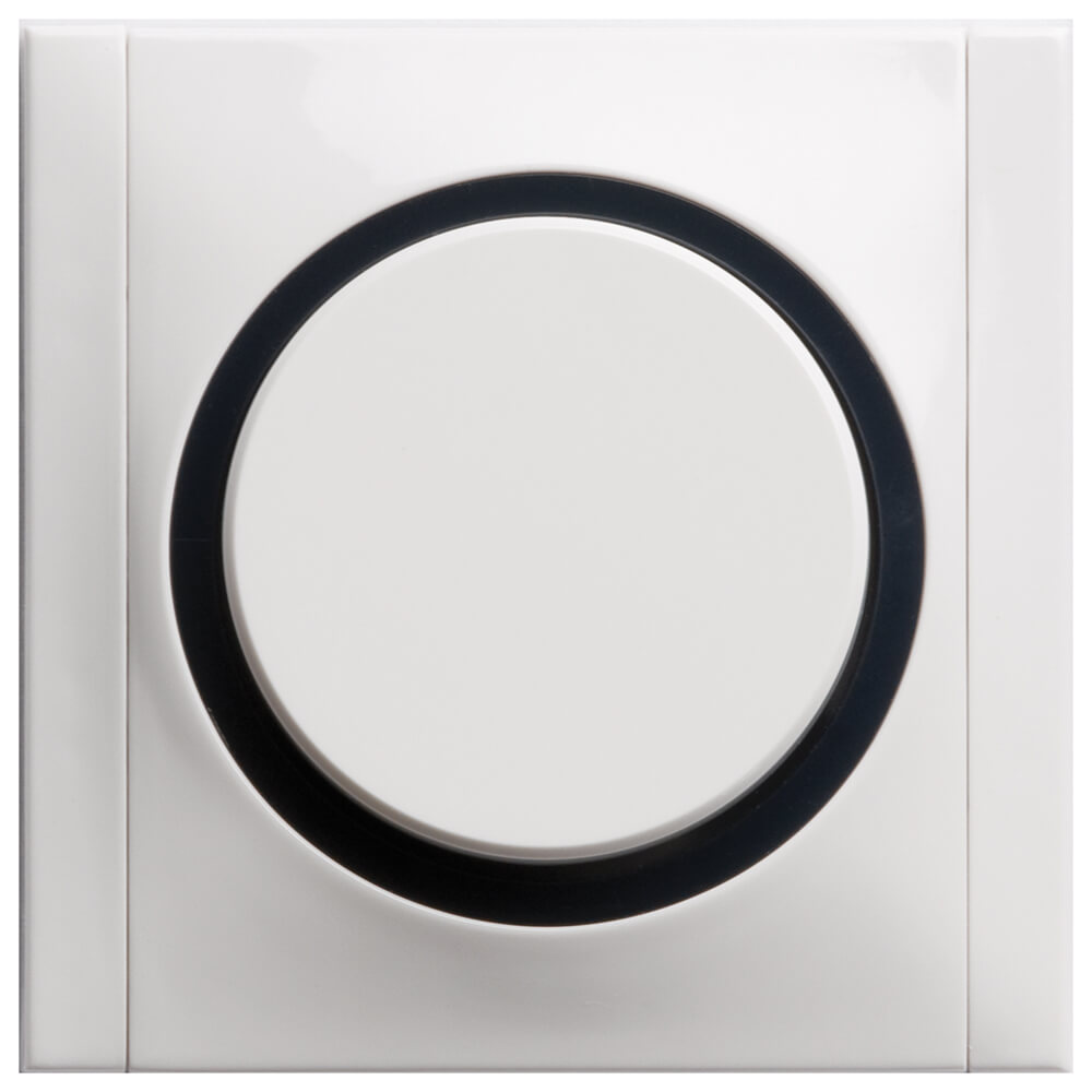 Ascoli Blindabdeckung inkl. Rahmen titan-grau