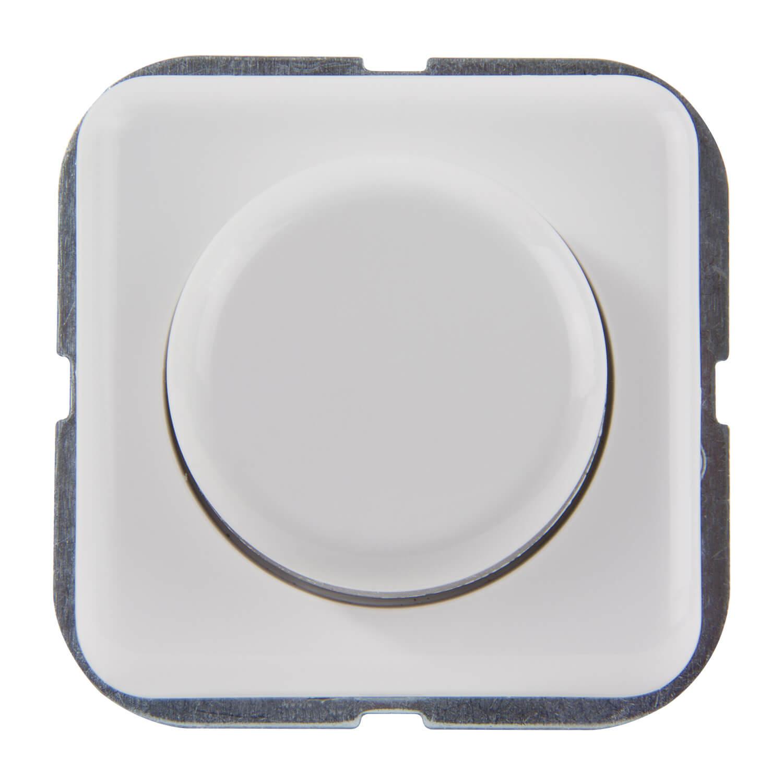 FL-Vario Dimmer-Helligkeitsregler NV 500 VA mit Druck-Wechselschaltfunktion
